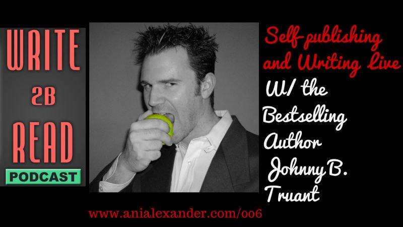 Johnny B Truant - website