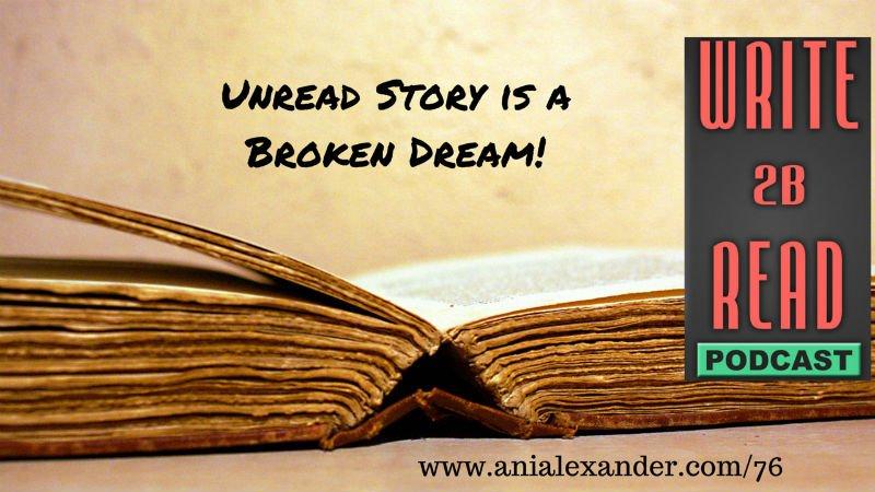 Unread Story is a Broken Dream!-website