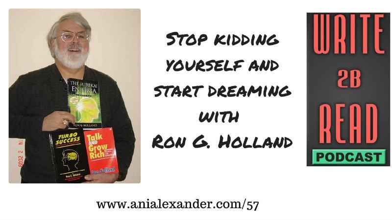 Ron Holland-website