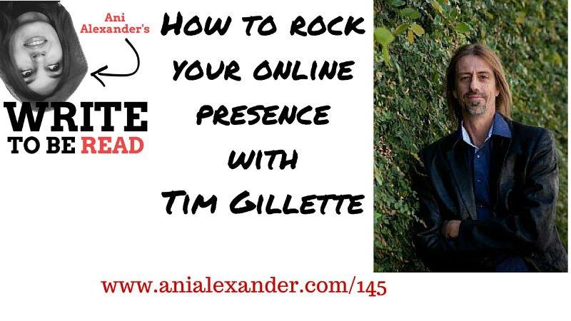 TimGilette-website